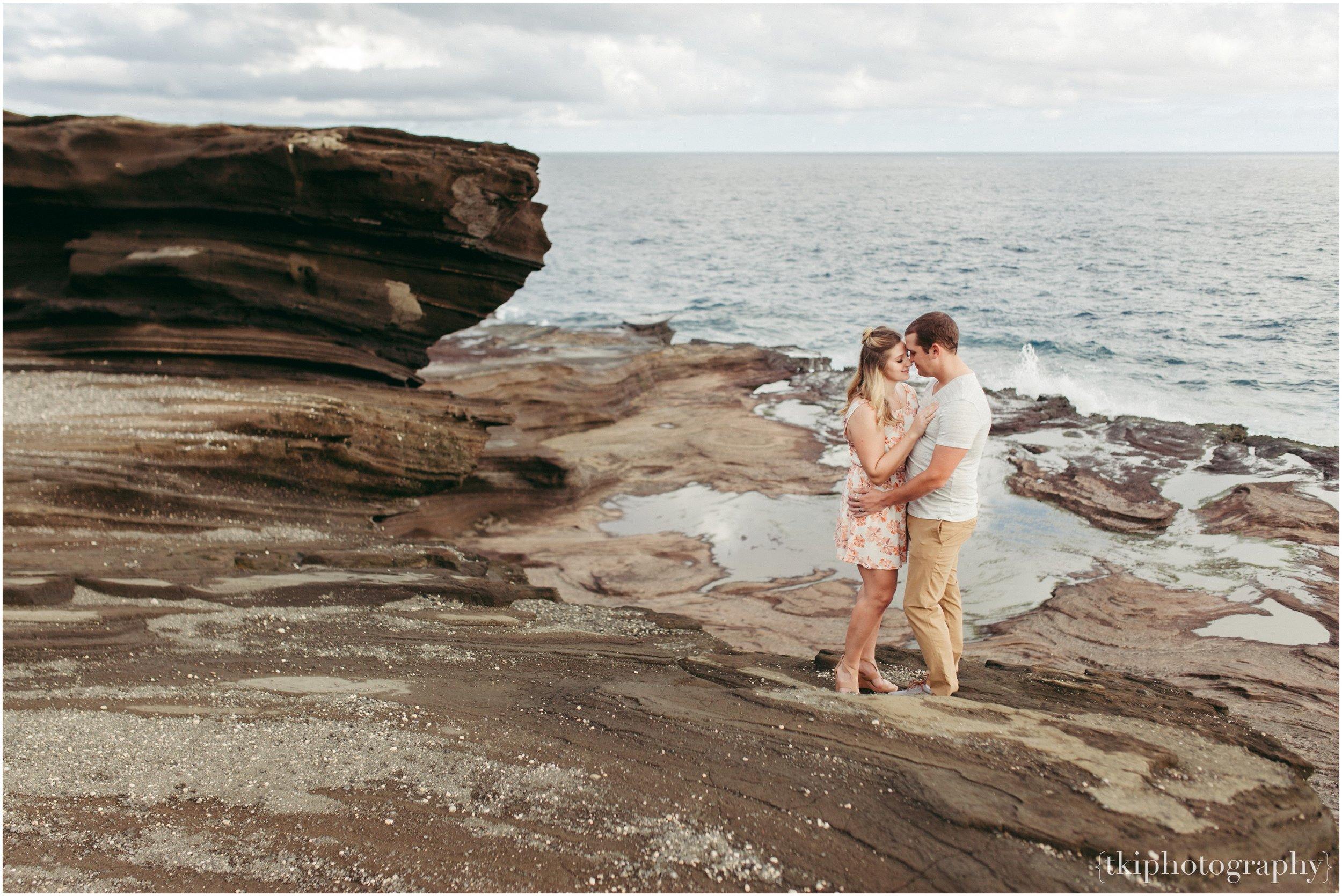 Hawaii engagement at Lanai Lookout.jpg