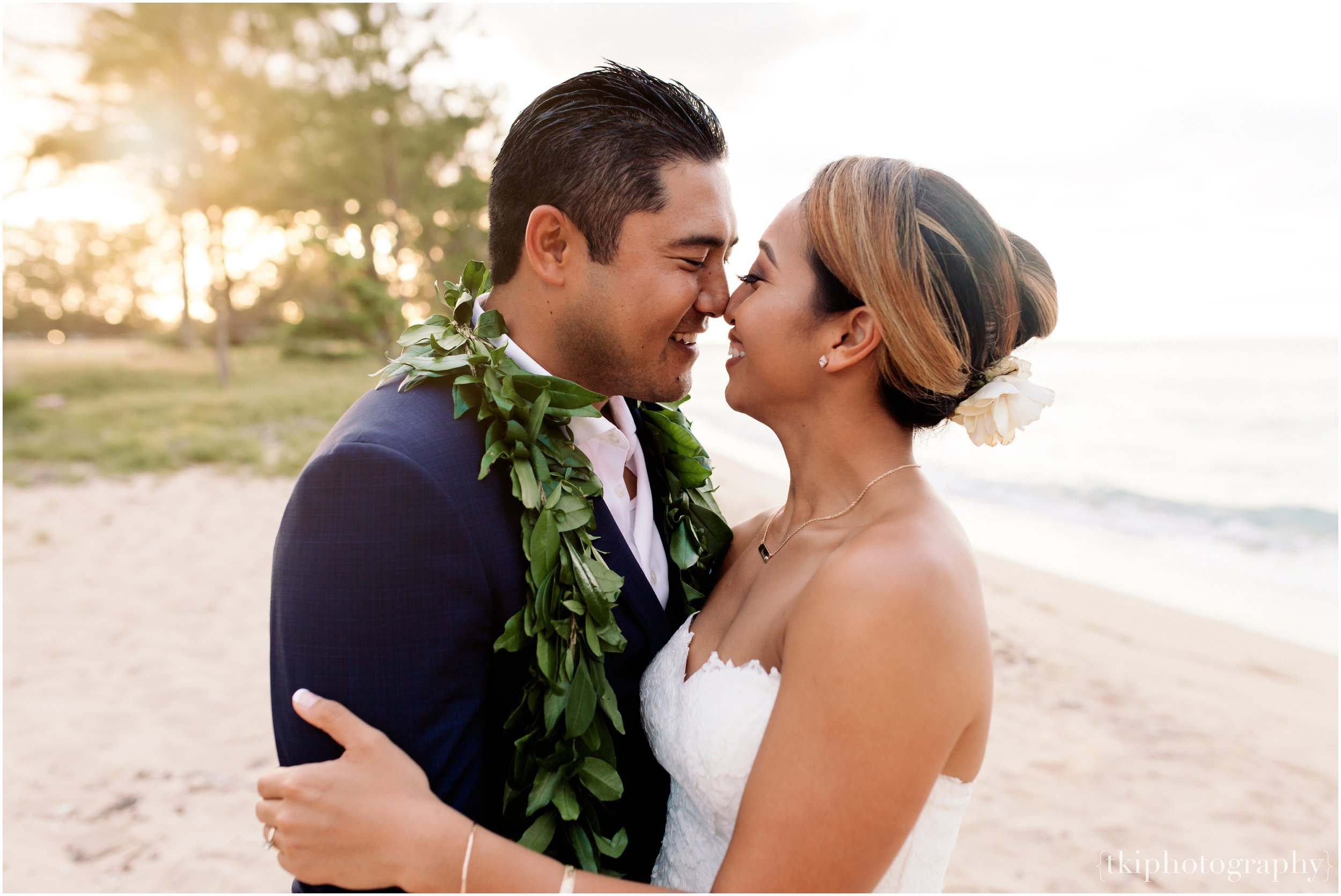 Oahu Wedding Pictures