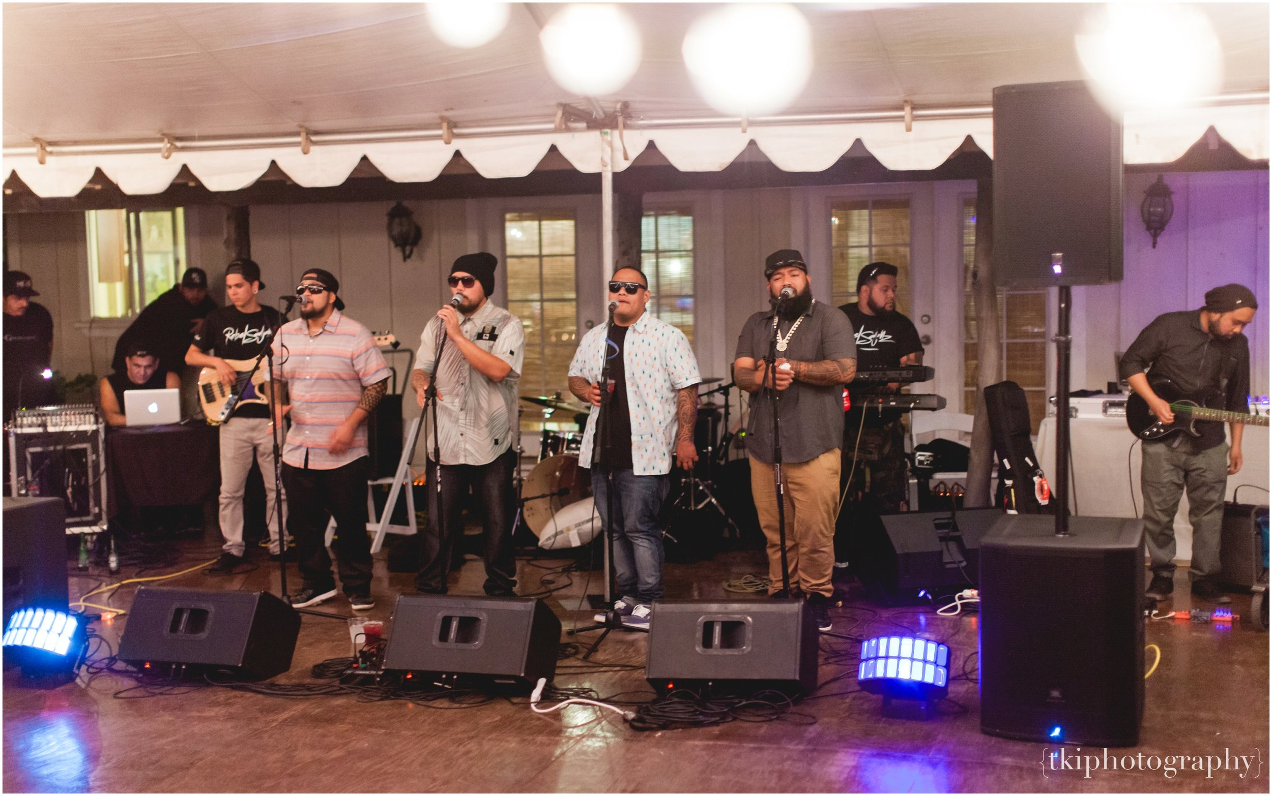 Rebel Souljahs wedding entertainment