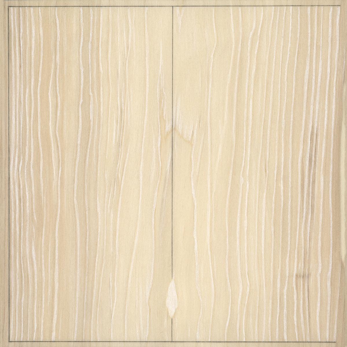 """Five  Graphite / Colored Pencil / Wood 7"""" x 7"""" x 1"""" 2013"""