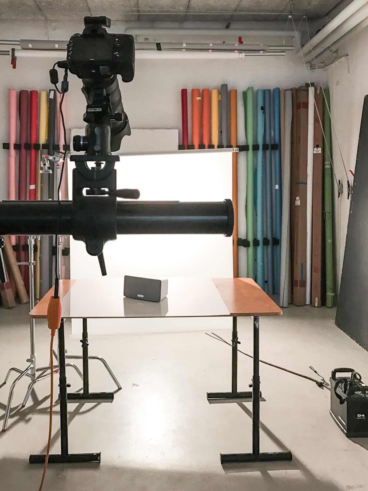 Kameran jag använder är en Nikon D750. För denna fotografering använde jag objektivet 70-200/2,8.