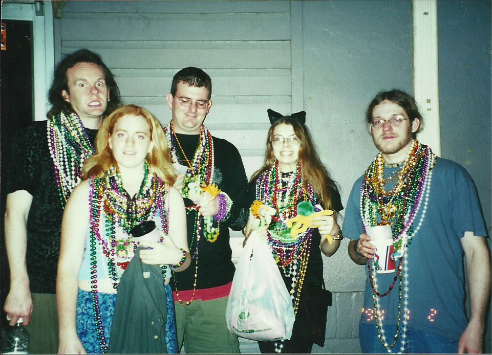 I swear no flashing was required to procure that many beads. (I was 16, ya pervs!)