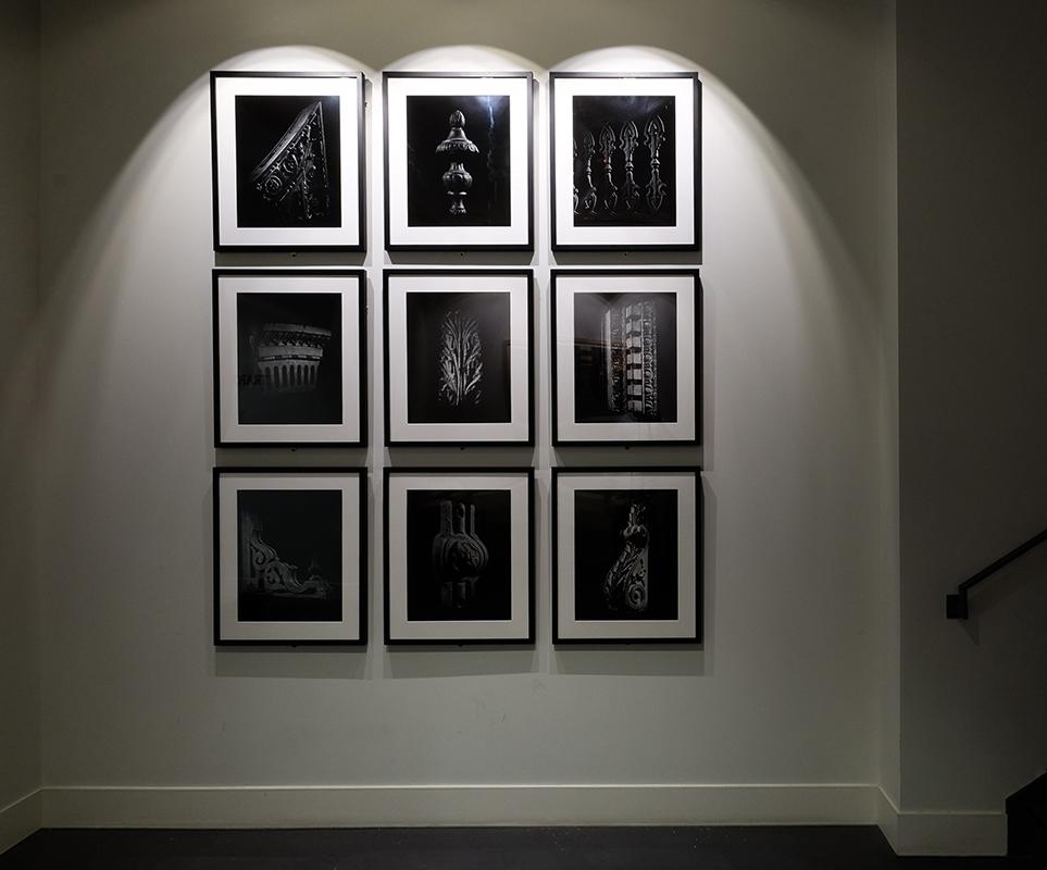Lobby of Trapolin-Peer Architects