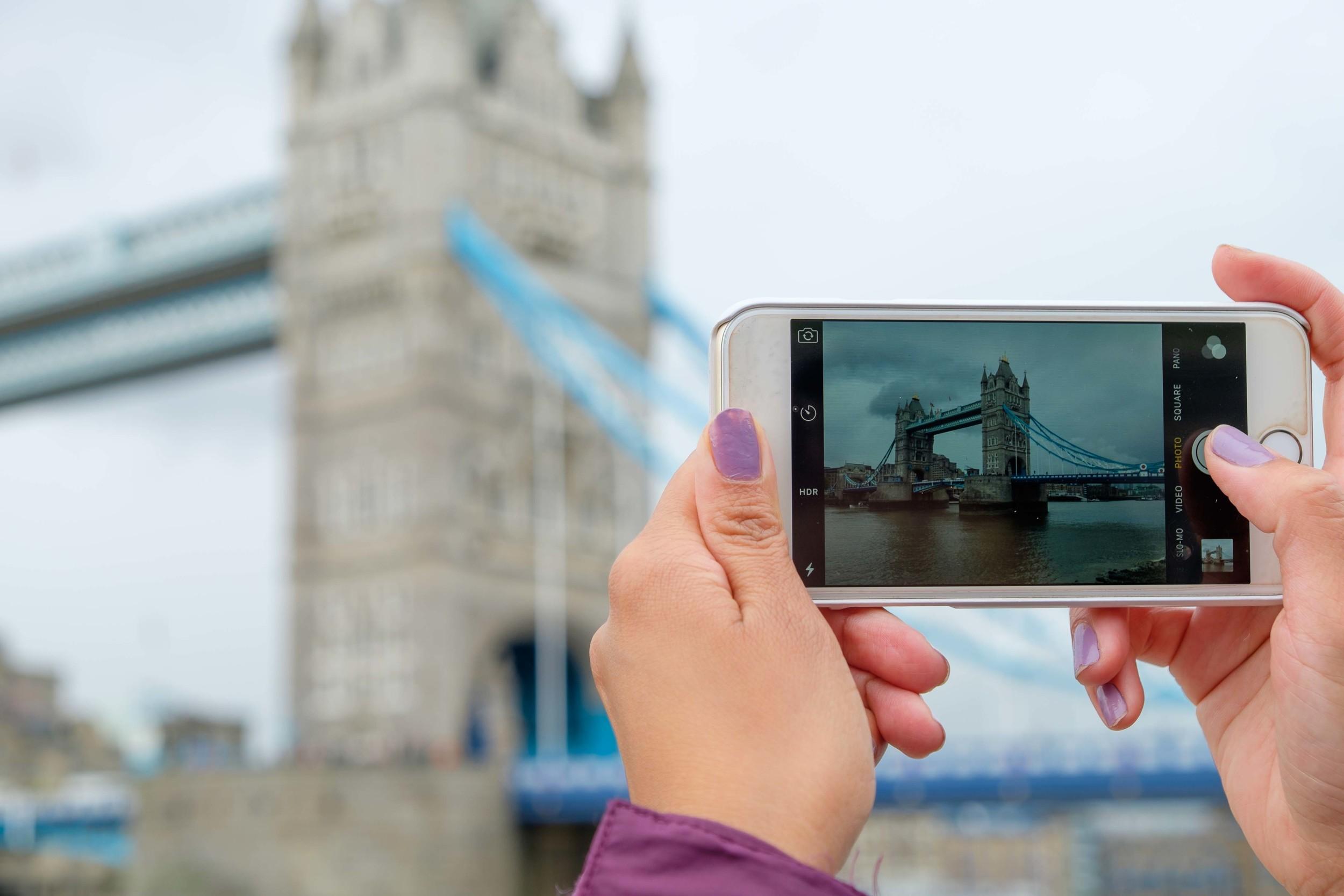 Tower Bridge - Shot on an iPhone