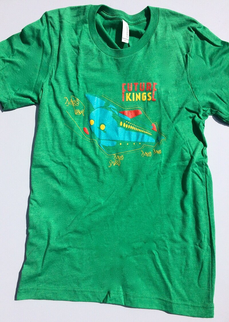 Unisex Kelly Green t-shirt -