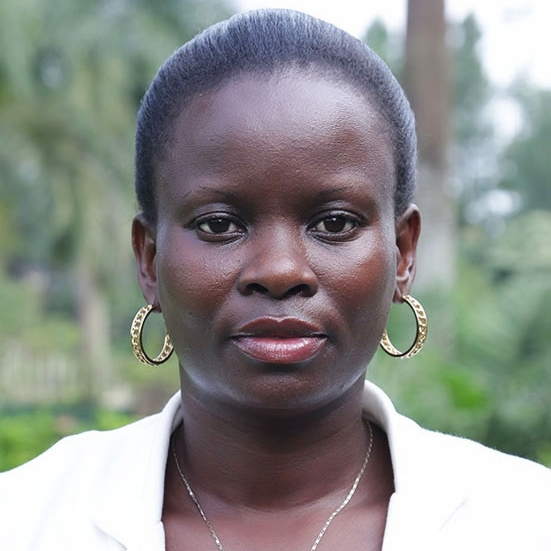 "Olive Kabajaasi<br><span class=""staff-title"">Programme Manager</span>"