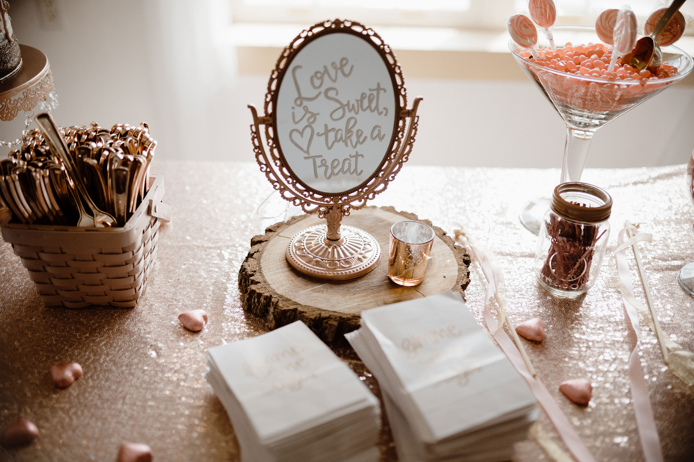 mirror-with-saying-on-candy-bar-wedding-summerset-winery-indianola-iowa-raelyn-ramey-photography.jpg