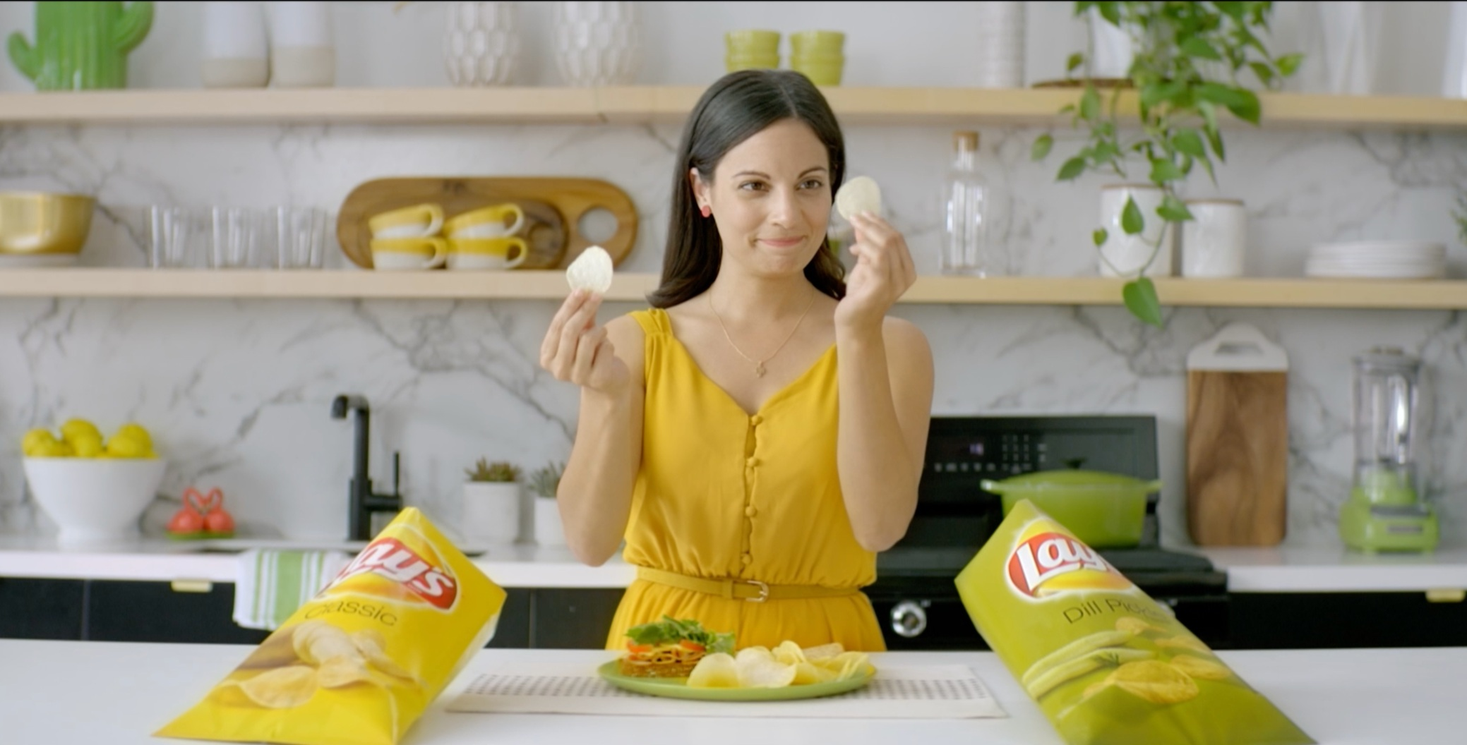 Lay's 'Sandwich Accessories', National Broadcast Commercial, 2018