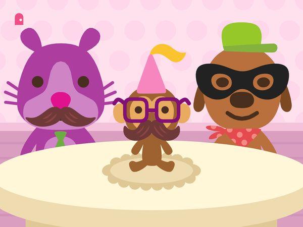 Kids go on playdates in Sago Sago's latest app, Sago Mini Friends