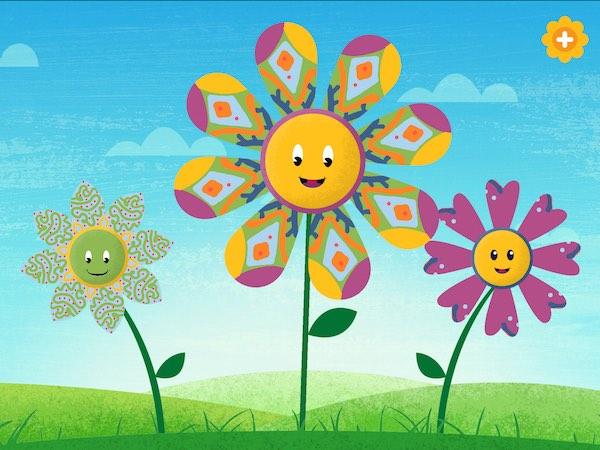 Kids grow musical flowers in Kapu Bloom Tunes