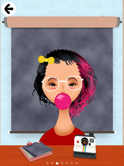 Toca Hair Salon 2 review - Create and share.