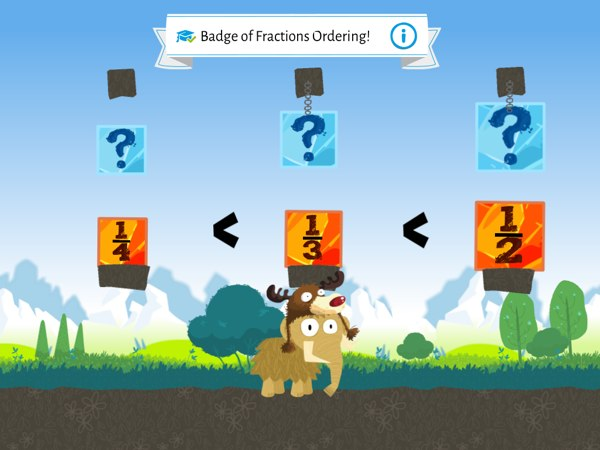 Collect badges by solving more puzzles