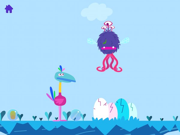 Discover fun and colorful surprises from friendly creatures to musical landscapes