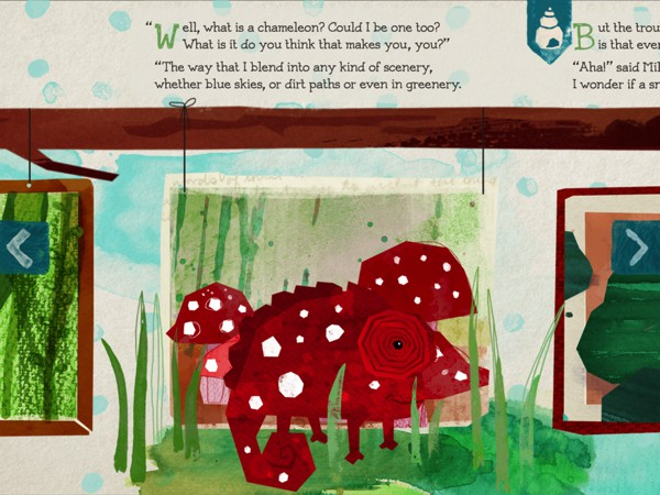 Interactive elements help the story come to life and engage young readers