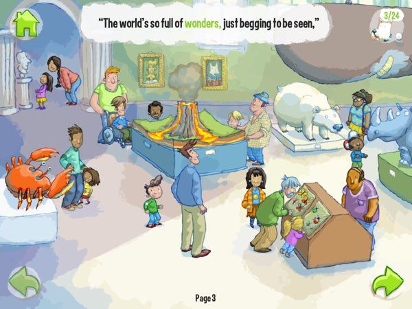 Where Will I Go inspires you to take your kids to a museum and appreciate the wonders of our world.