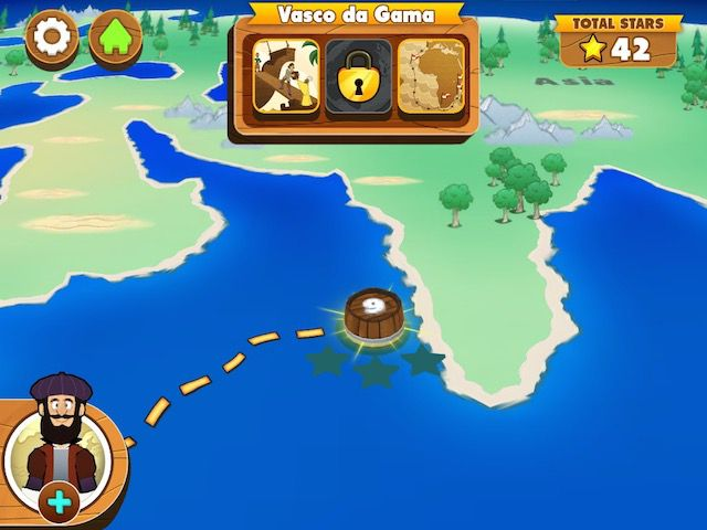 Age of Exploration takes you on the same journey that these famous explorers took many centuries ago.
