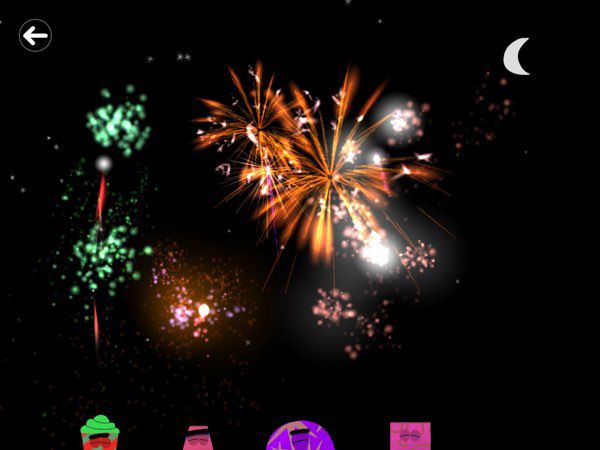 Fireworks Lab allows you to create your own fireworks show that do not involve illegal fireworks nor injuries caused by fireworks accident.