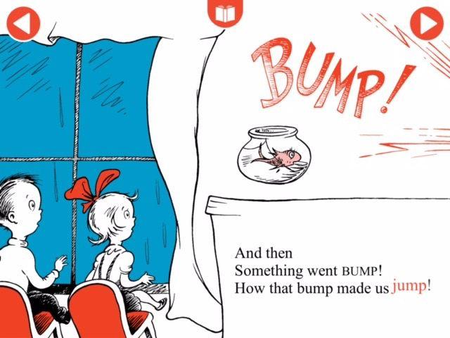 Dr. Seuss always has a knack of telling stories in rhymes.