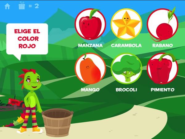 Juana la Iguana helps preschoolers learn basic skills and expand their vocabulary