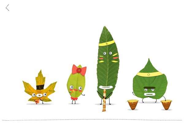 Labo Leaves offers 18 DIY crafts for kids made using colorful leaves