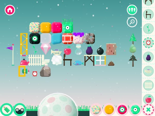 Toca Blocks has plenty of block types that you can unlock by combining different blocks. Here are some of the ones I've found.