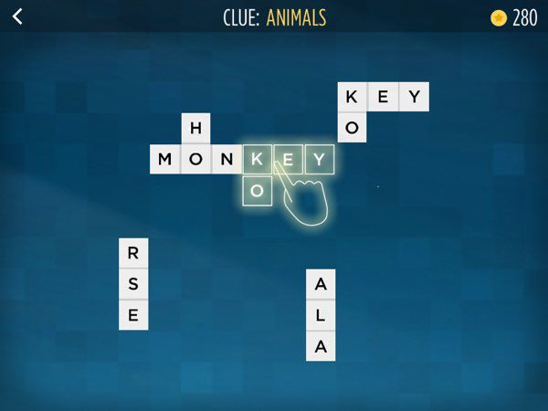 BEST CROSSWORD PUZZLE GAME FOR FIVE-YEAR-OLDS: Bonza National Geographic is a fun puzzle game for kids and science enthusiasts