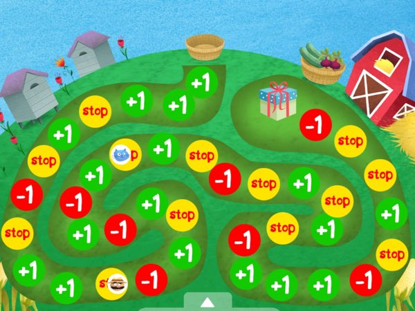 Fun on the Farm offers fresh, pass-and-play board games with unique tiles and roulette spins.