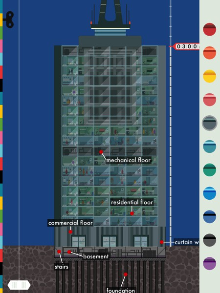 In Skyscrapers, discover how skyscrapers can keep standing tall