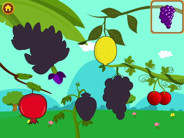 The app is easy to use and suitable for ages two and up