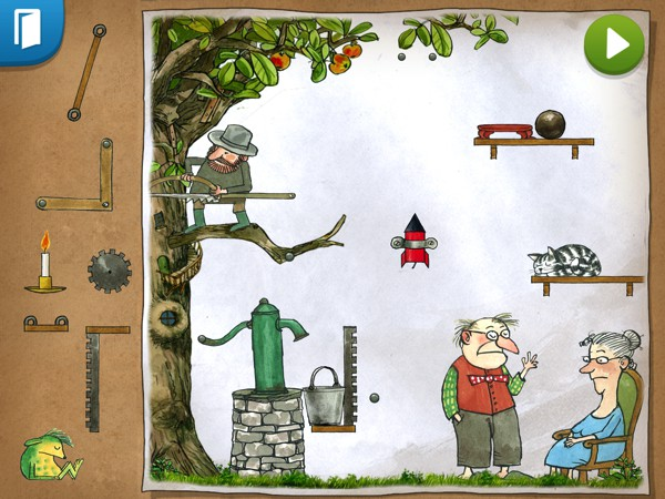 Pettson's Inventions 3 is the newest addition in the contraption game series featuring Pettson and his cat, Findus