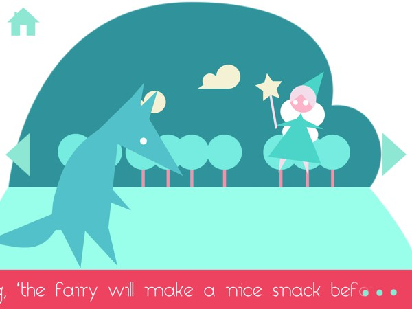 MIXUP Picture Book lets kids mix and match three known fairytales to create their own stories