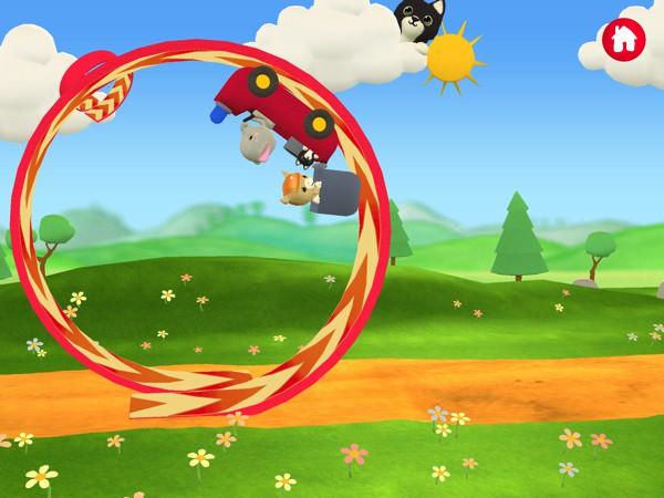 Discover fun mini games and surprises in each adventure