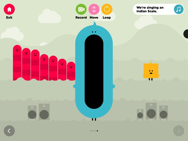 Kids can explore notes and harmonies in The Tune Zoo