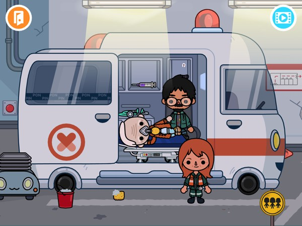 Toca Life: Hospital lets kids create and tell their own stories in a virtual hospital