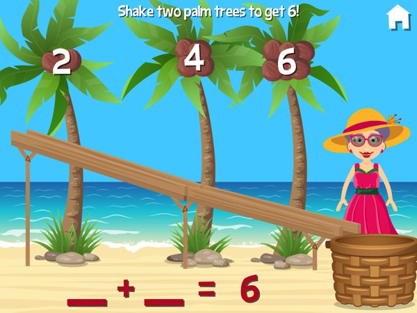As kids play, they also practice a number of skills, including math and literacy