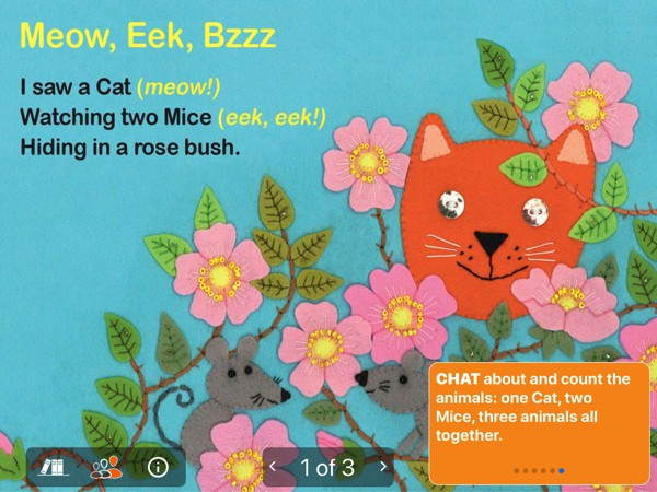 ReadAskChat offers books with conversation starters to make story time more meaningful for parents and kids