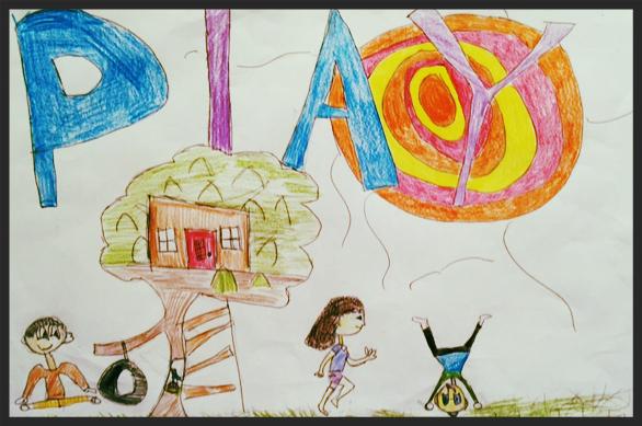 Artist: 3rd Grader at Local Elementary School