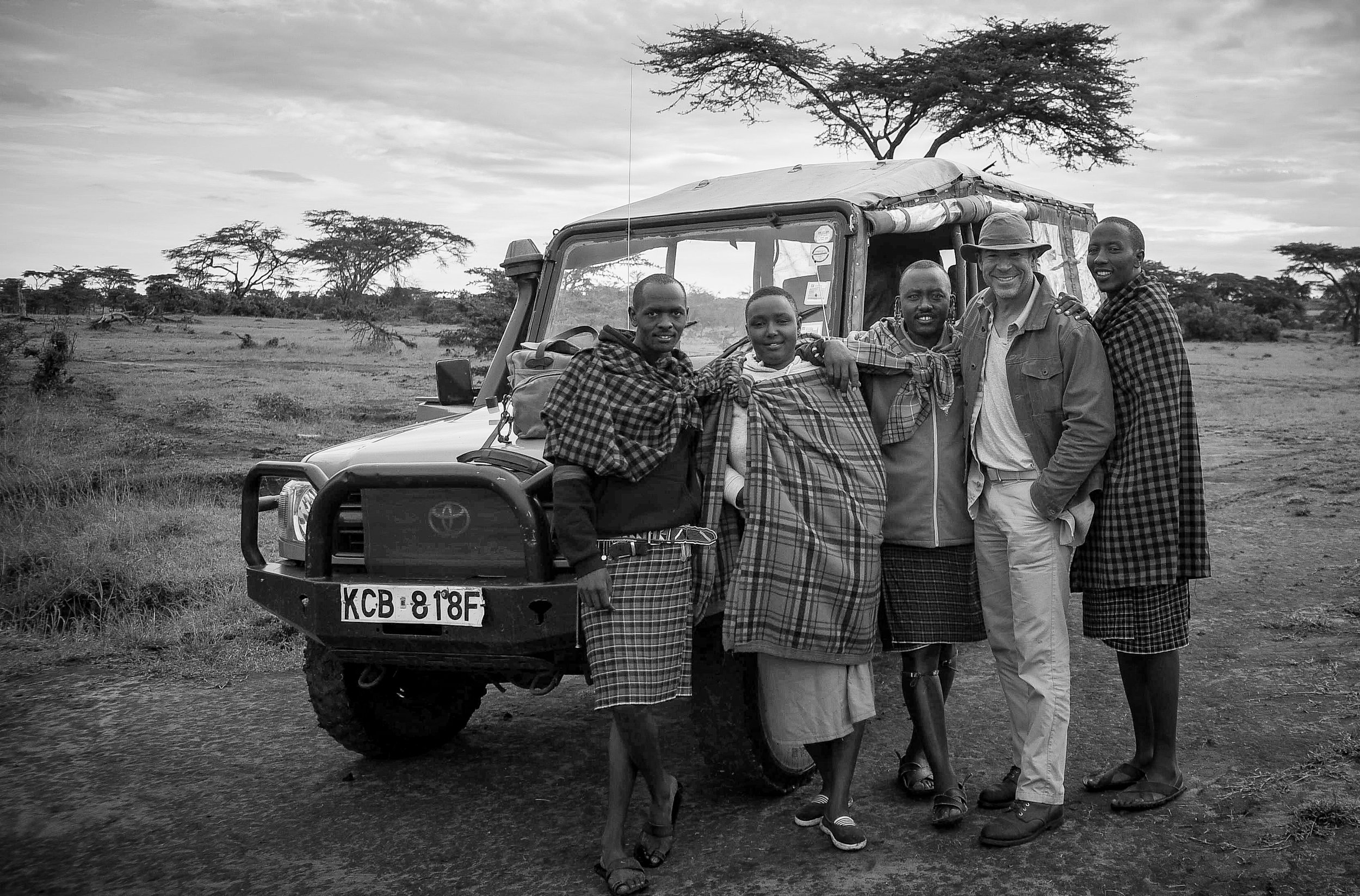 Lessons from Africa - I had a chance to live and partner with the Masai this year and the lessons I learned were not only transformational but also transferable. Let's turn our teams into tribes.