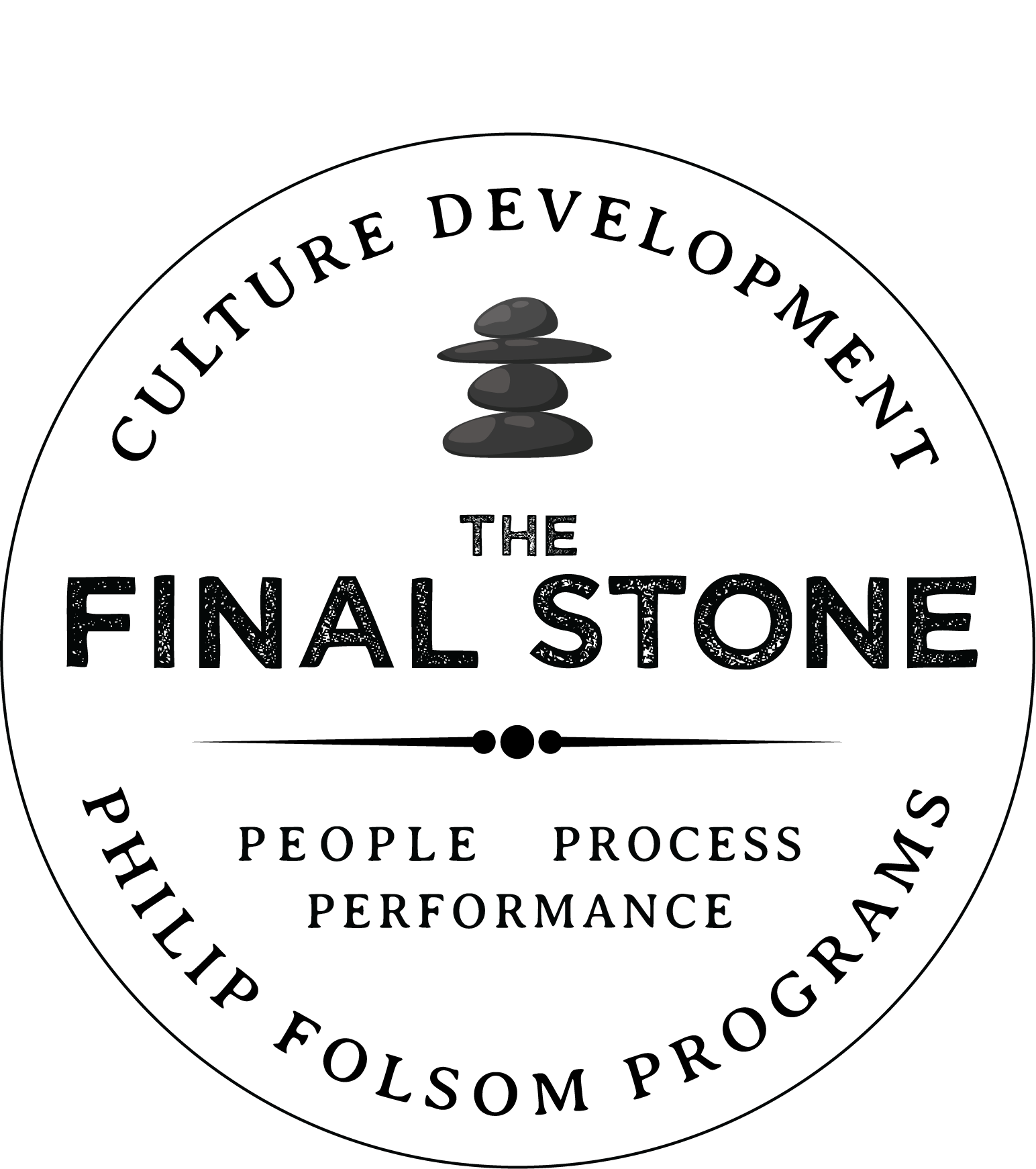 Values Drive Decisions - The Final Stone is Philip Folsom's critically acclaimed values clarification program.  The Final Stone explores the powerful of values in the function of choice in both a personal and organizational capacity.  If we don't fully know and understand this dynamic we can never fully get in charge of our decision making.The Final Stone is a unique combination of engaging experiential activity paired with powerful debriefs that lead participants to a discovery and practice of values-based performance.  This is a fundamental component to leadership development and team building.The Final Stone can be paired with any Philip Folsom Tribe program such as Los Angeles high ropes challenge course (ropes course), Zen Archery or Wolf Wisdom and can be modified to fit any environment, time frame or physical limitation.