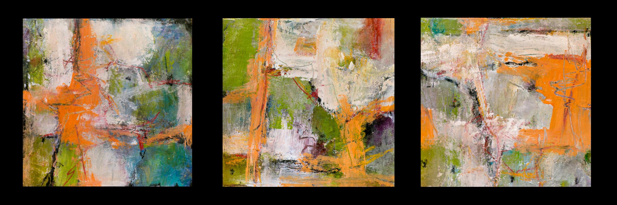Tangerine I, II, III