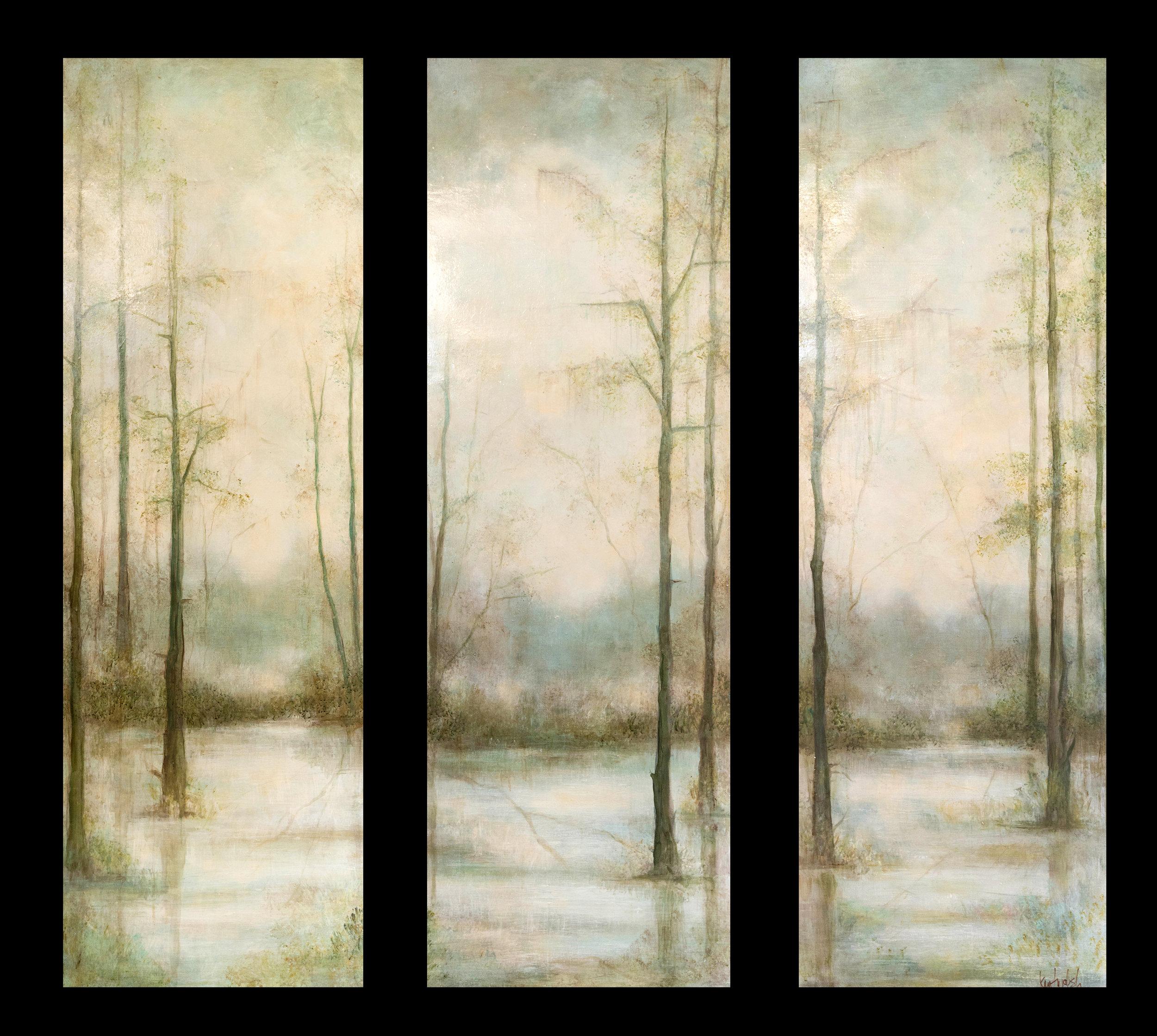 Triptych Landscape