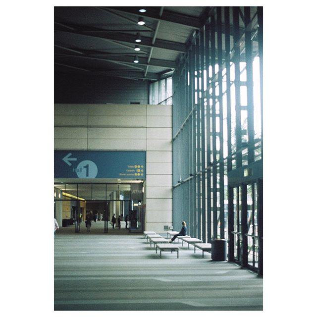 Brisbane Convention Centre, July 2019. #35mm