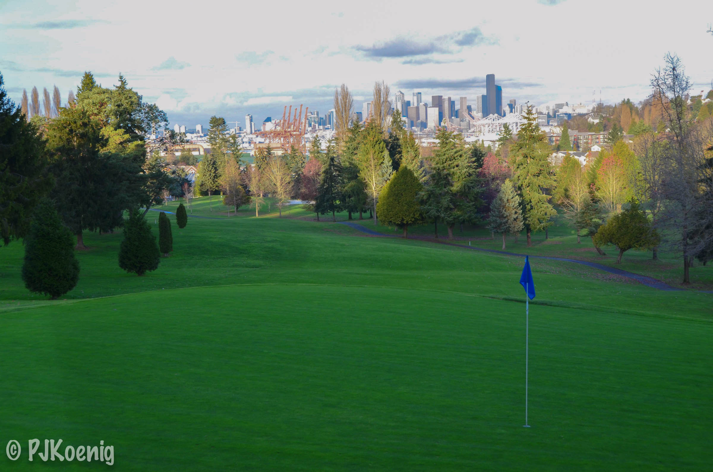 West Seattle Golf Course - Seattle, WA
