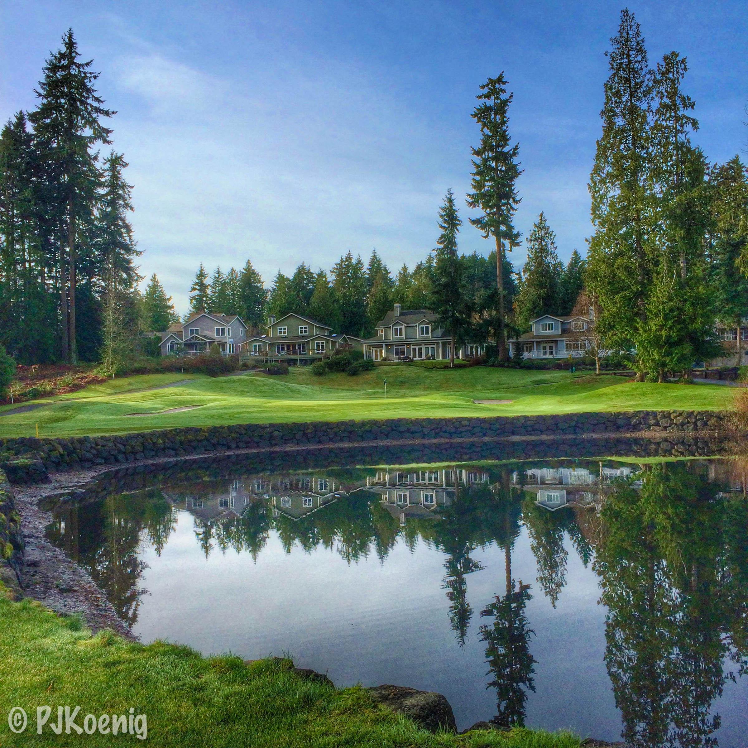 Wing Point Golf and Country Club - Bainbridge Island, WA