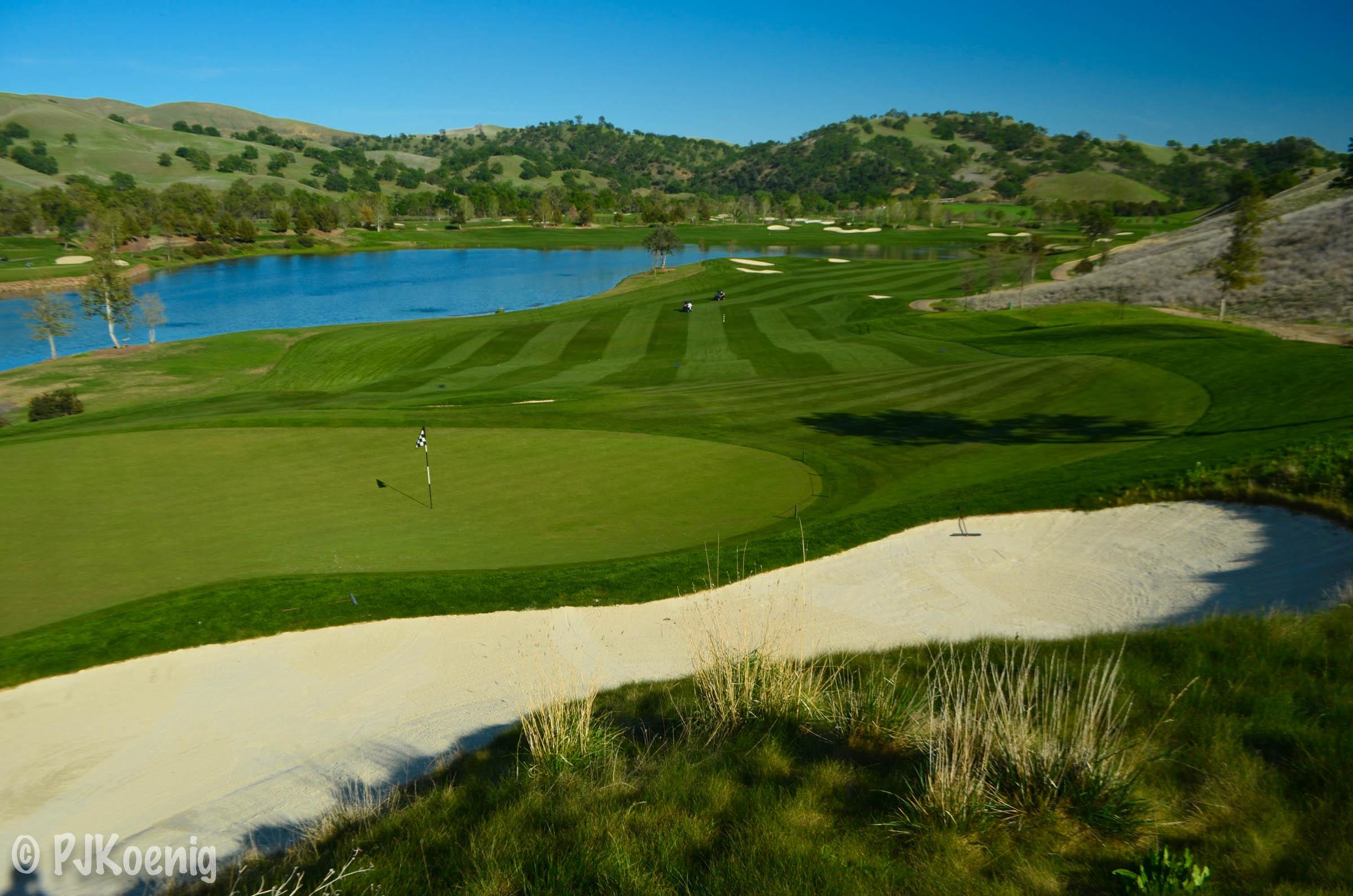 Yocha Dehe Golf Club - Brooks, CA