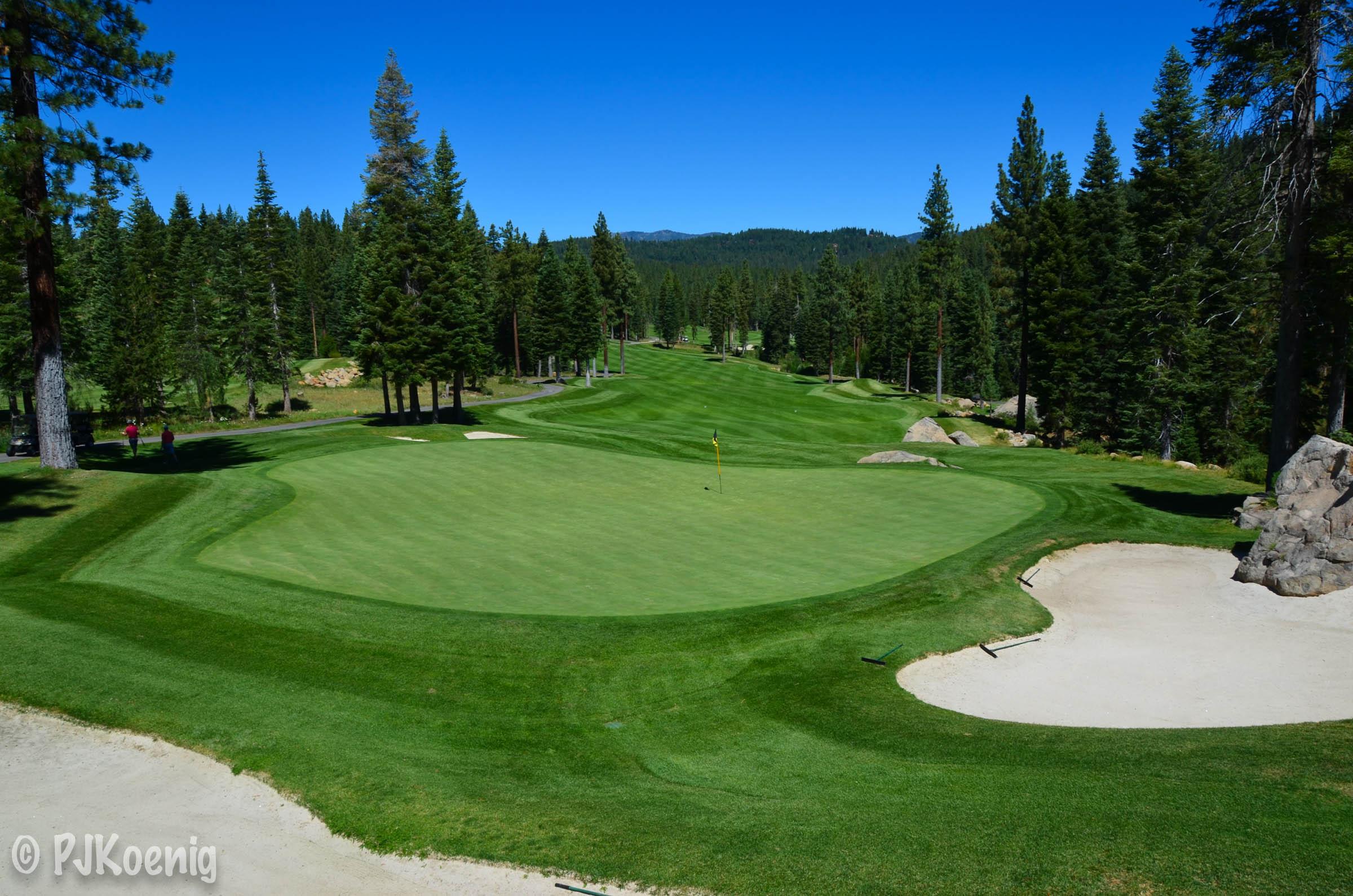 Coyote Moon Golf Club - Truckee, CA
