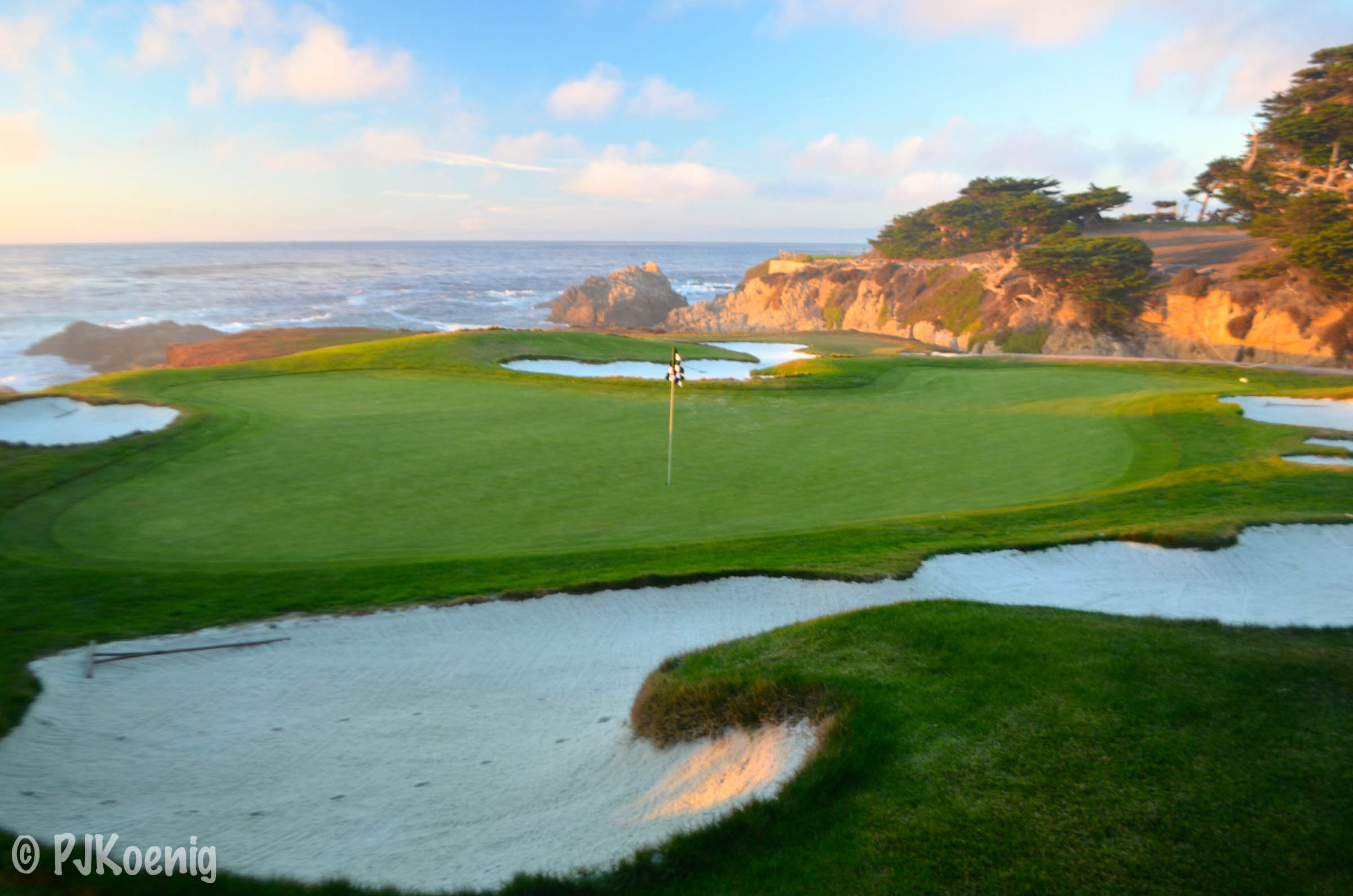 Cypress Point Golf Club - Pebble Beach, CA