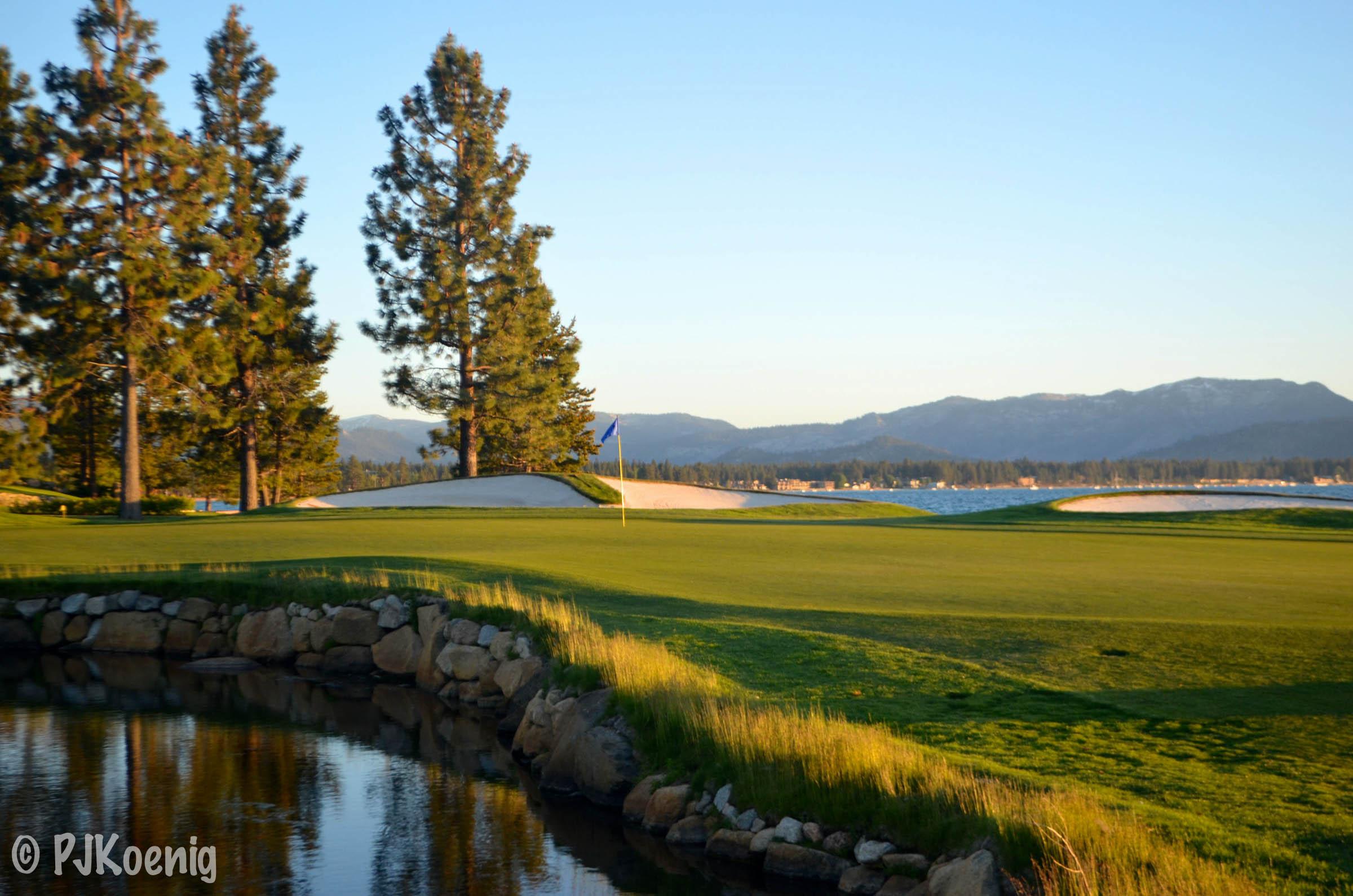 Edgewood Golf Course - Stateline, NV