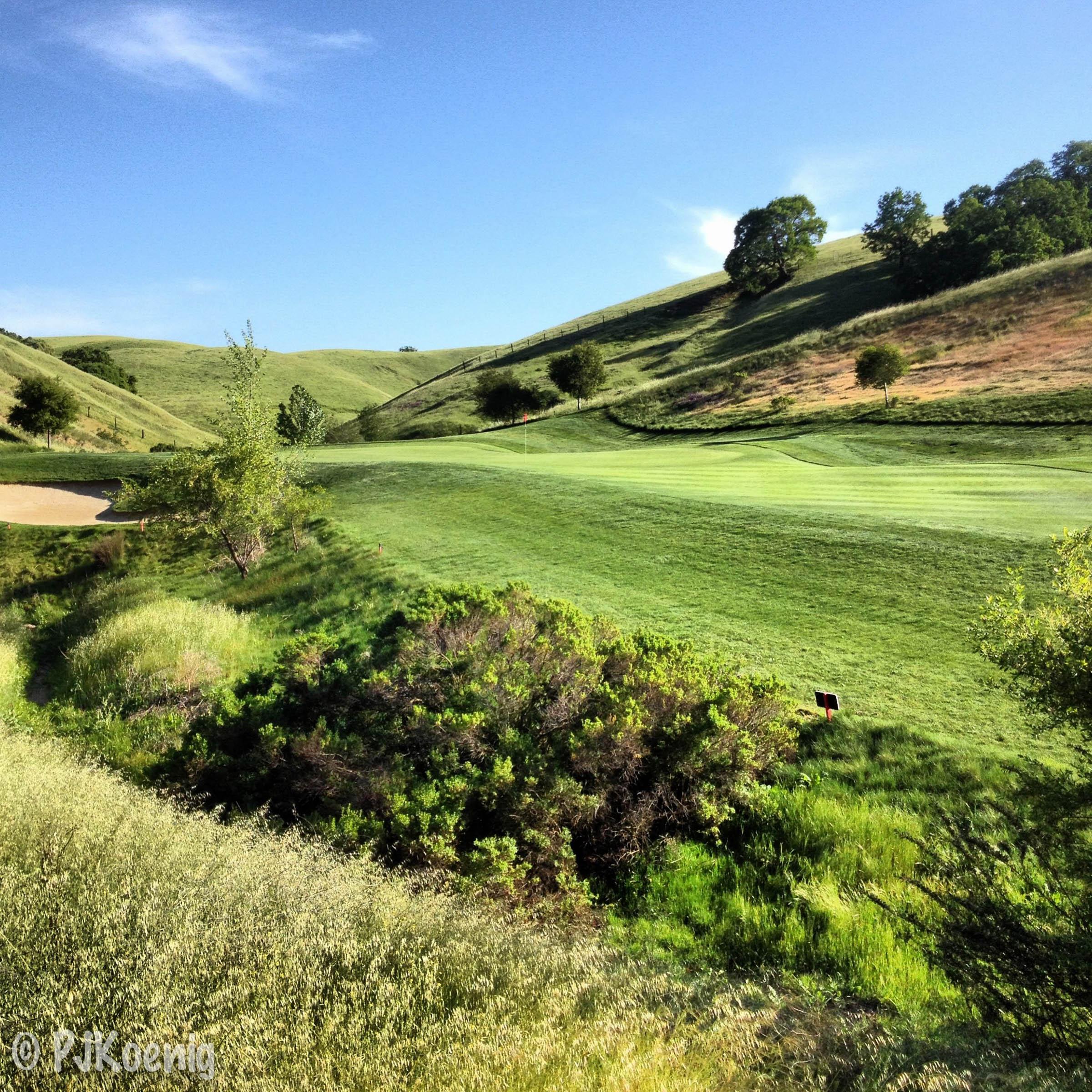 Callippe Preserve Golf Course - Pleasanton, CA