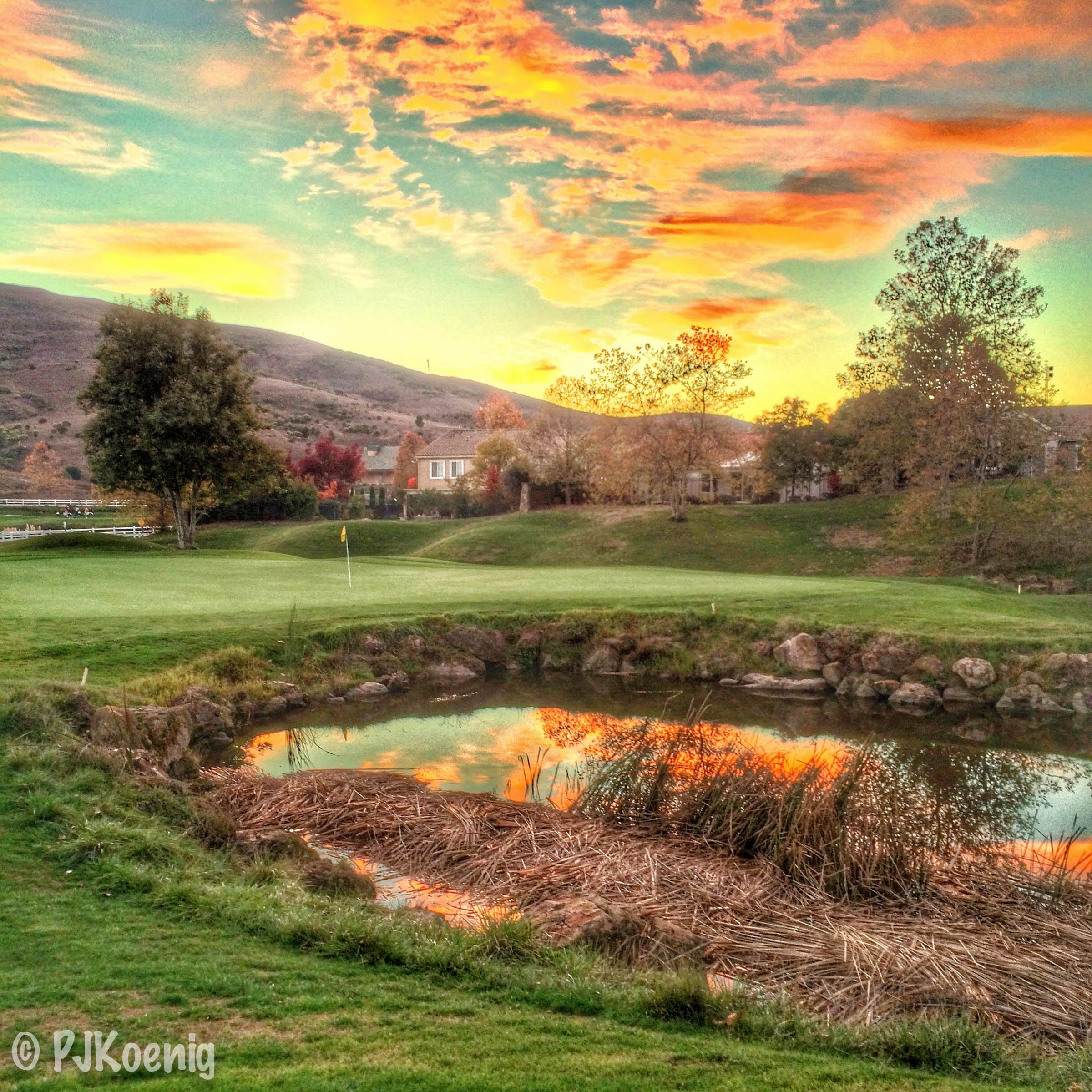 Hiddenbrooke Golf Course - Vallejo, CA